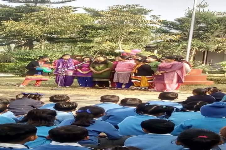 Colonels Academy-Children Day Celebrations
