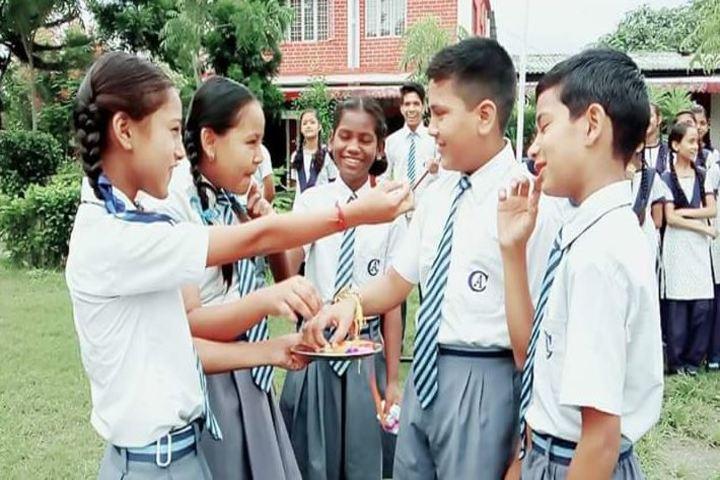 Colonels Academy-Raksha Bhandhan Celebrations