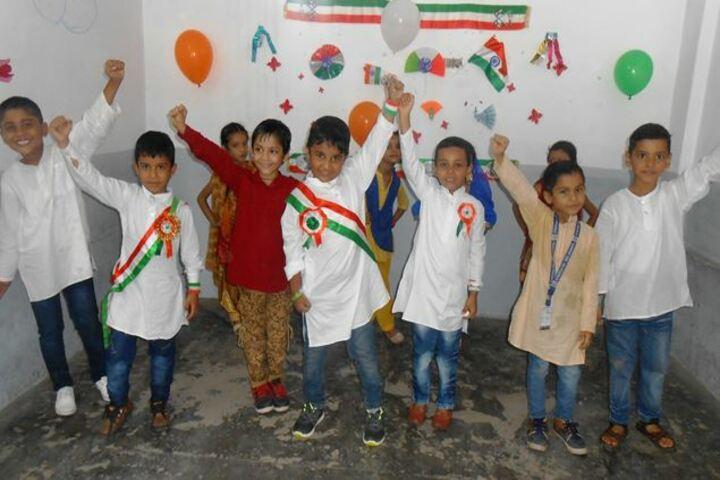 Cynthia School-Independence Day Celebration