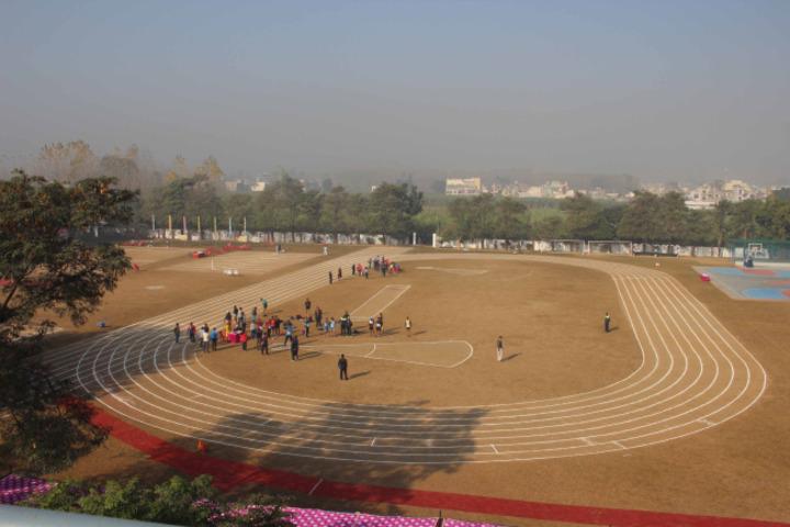 DAV Centenary Public School-PlayGround