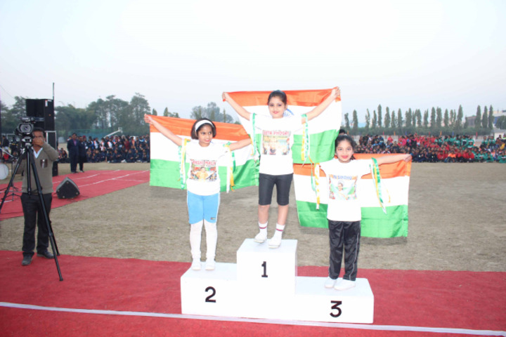 DAV Centenary Public School-Sports Champions