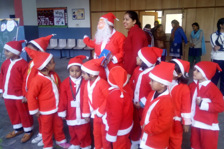 DAV Centenary Public School-Christmas Celebrations
