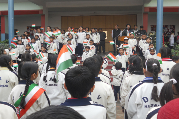 DAV Centenary Public School-Republic Day