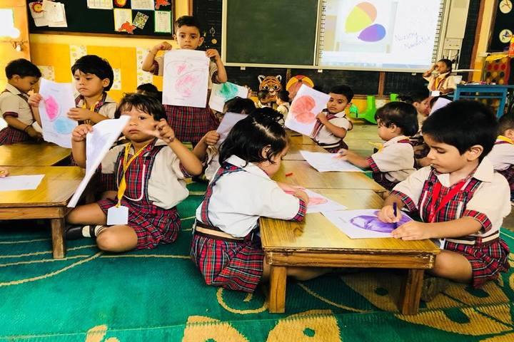 DAV Public School-Activity Room
