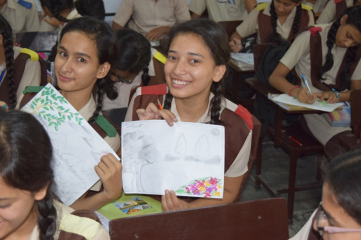 DAV Public School-Drawing Competition