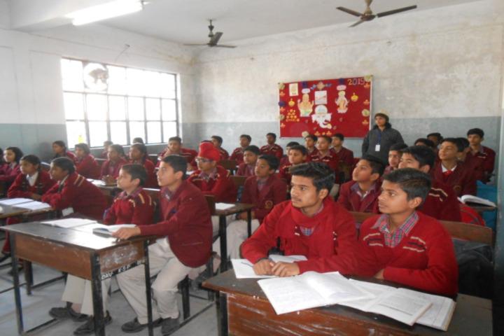 DDM DAV Public School-Classroom
