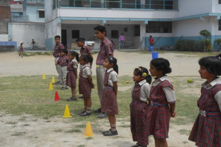 DDM DAV Public School-Games