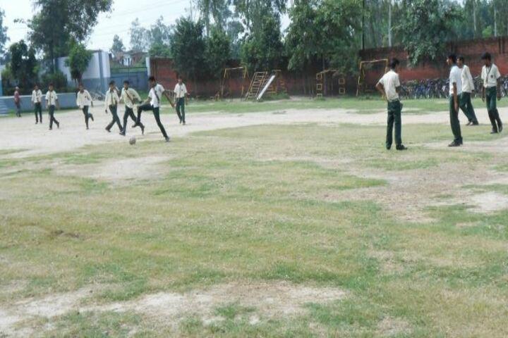 DDM DAV Public School-Sports Area