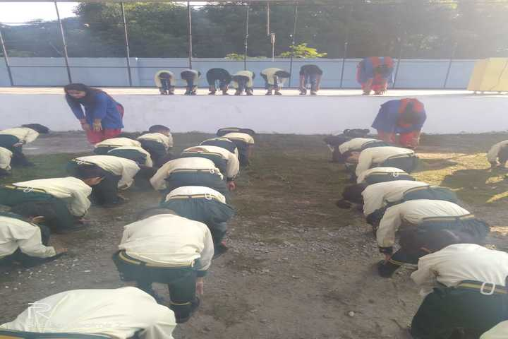 Defence Public School-Physical Training