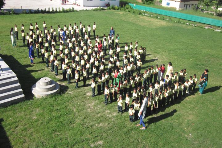 Defence Public School-Playground