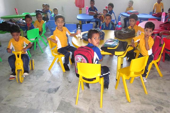 Defence Public School-Activity Room