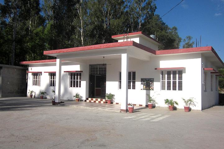 Defence Public School-Inner Campus
