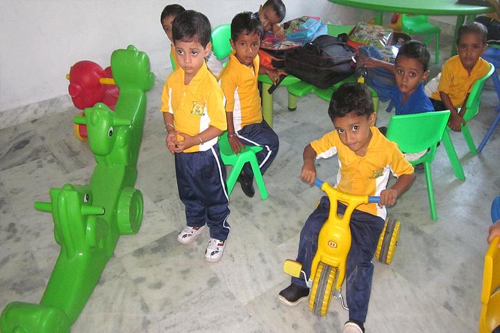 Defence Public School-Kindergarten