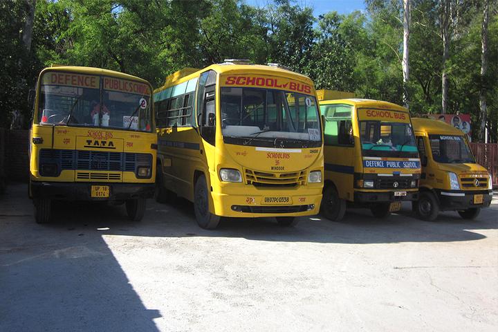 Defence Public School-Transportation