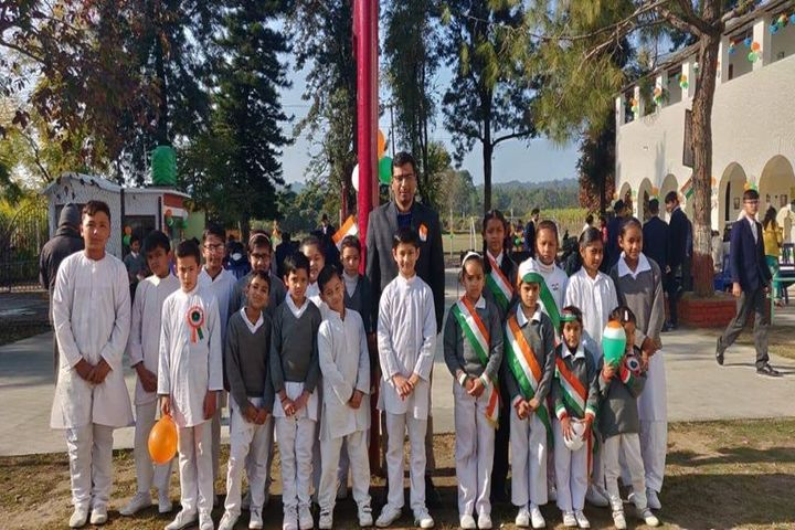 Dehradun Hills Academy-Independence Day