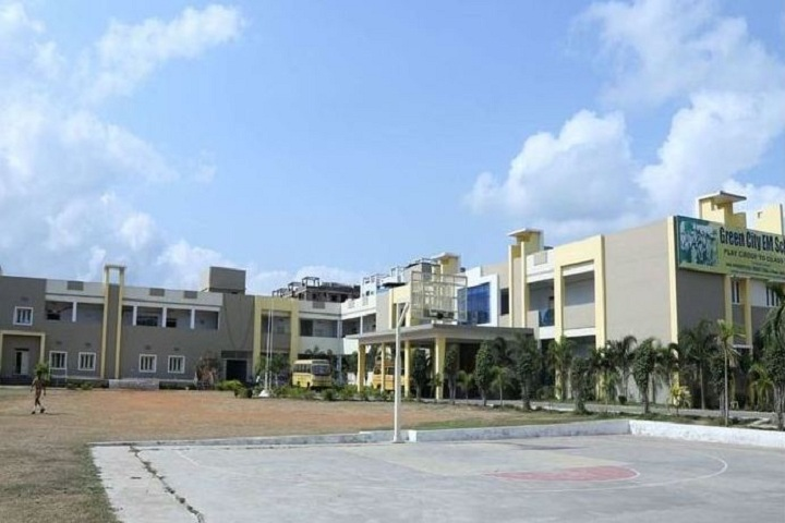Green City English Medium School -  School View
