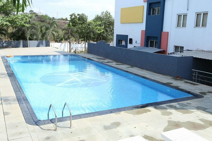 Green City English Medium School -  Swimming Pool