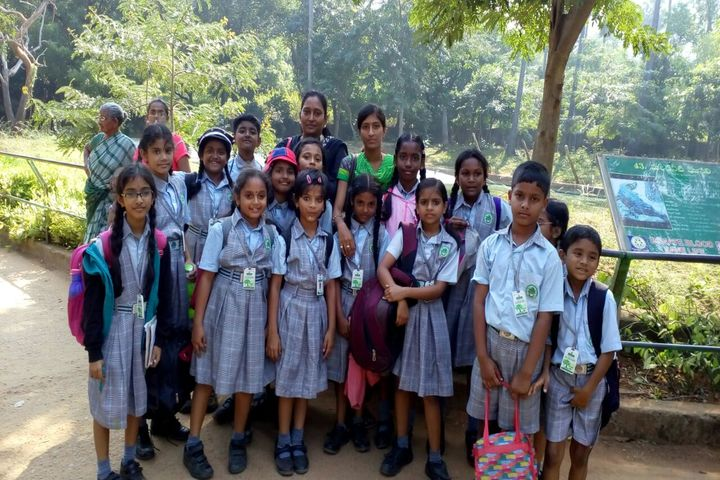 Green City English Medium School - Educational Tour