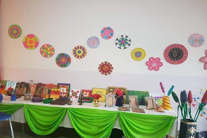 Delhi Public School-Art Exhibition