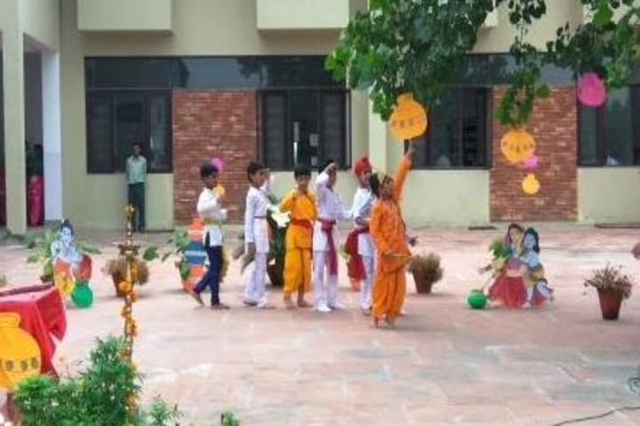 Delhi Public School-Festive Celebrations