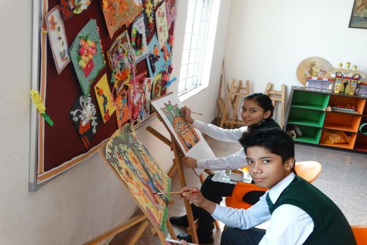 Delhi Public School Daulatpur-Activity Room
