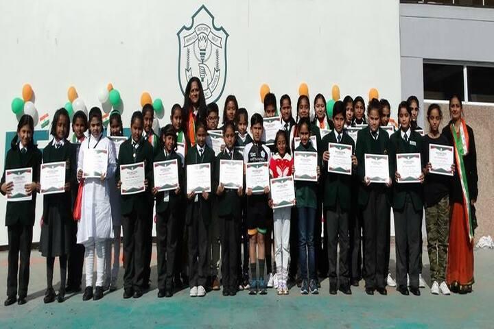 Delhi Public School Daulatpur-Certification