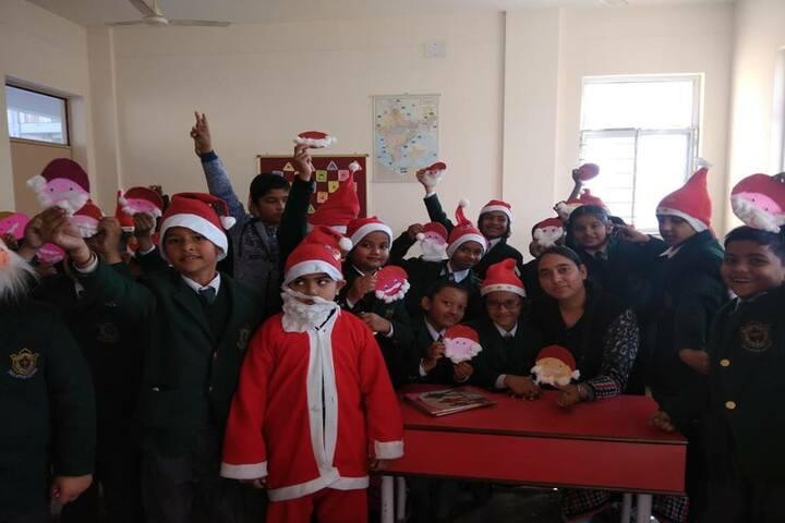 Delhi Public School Daulatpur-Christmas Celebrations