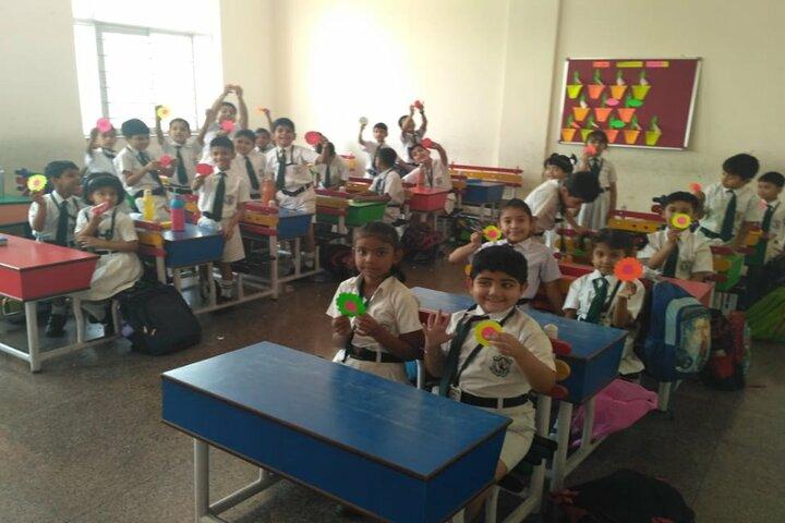 Delhi Public School Daulatpur-Classroom
