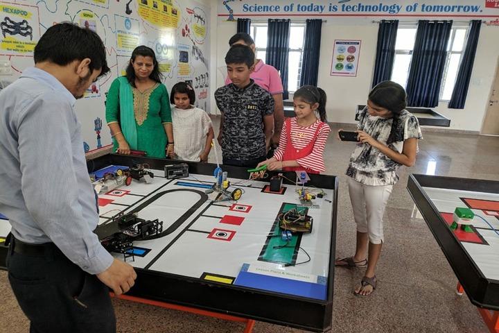 Delhi Public School Daulatpur-Educational Tour