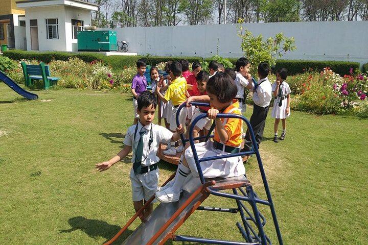 Delhi Public School Daulatpur-Kindergarten