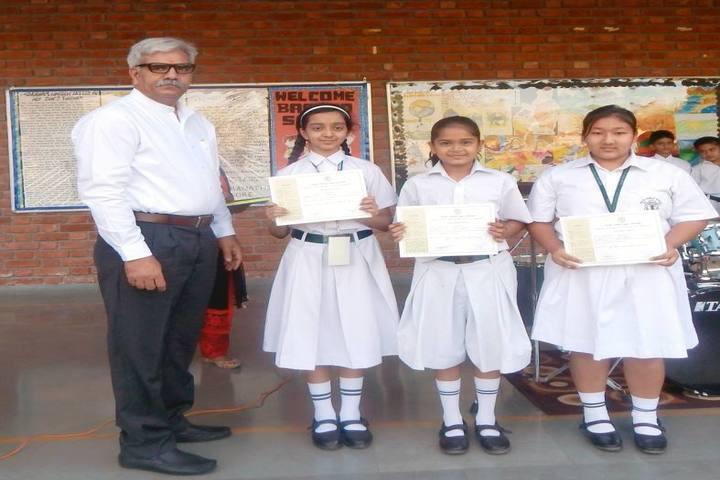 Delhi Public School Dehradun-Certification