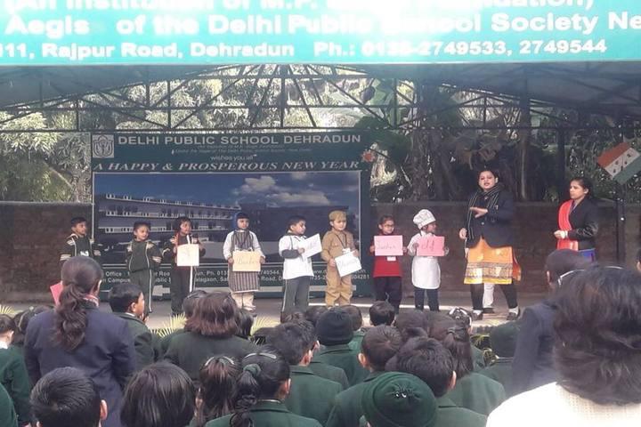 Delhi Public School Dehradun-Fancy Dress Competition