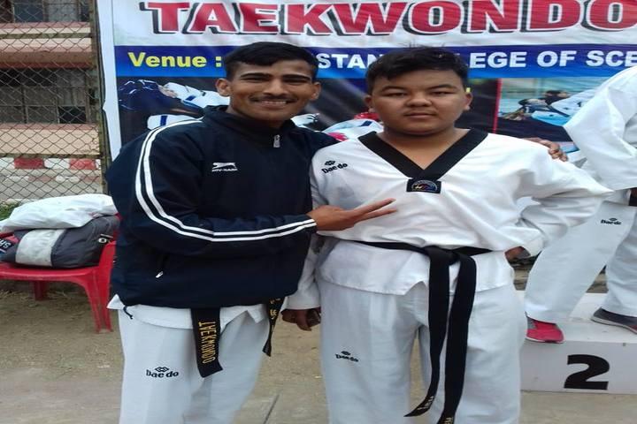 Delhi Public School Dehradun-Taekwondo