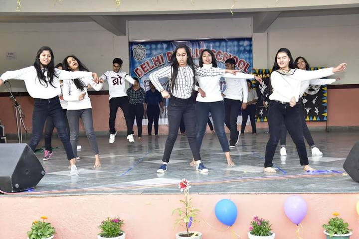 Delhi Public School-Dance Performance