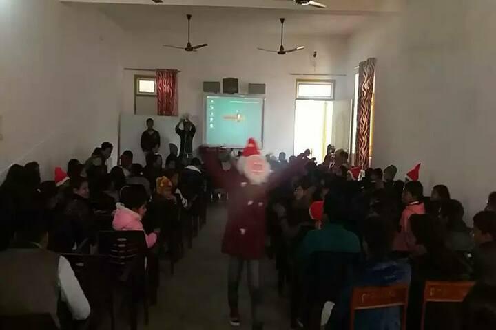 Devbhoomi Children Academy-AV Room