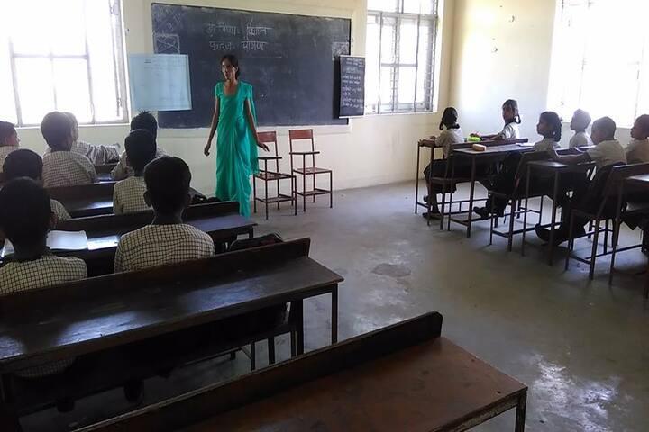 Devbhoomi Children Academy-Classroom