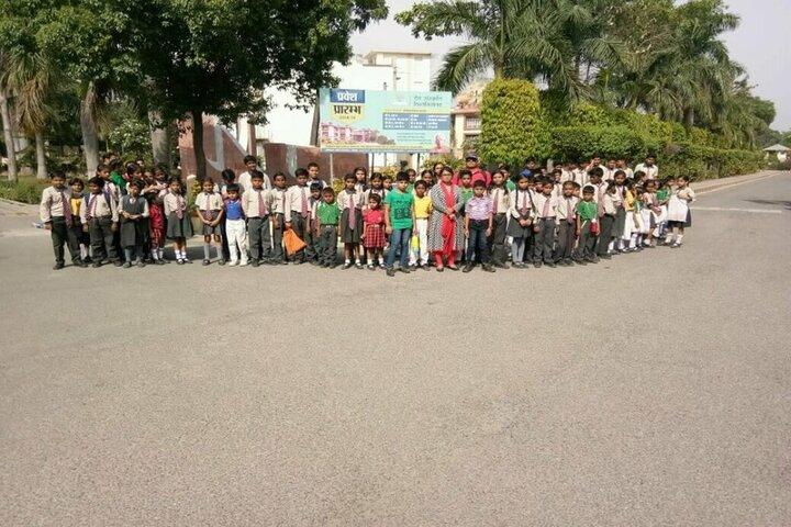 Devbhoomi Children Academy-Industrial Tour