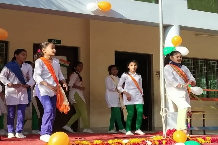 Dharma International School-Dance Performance