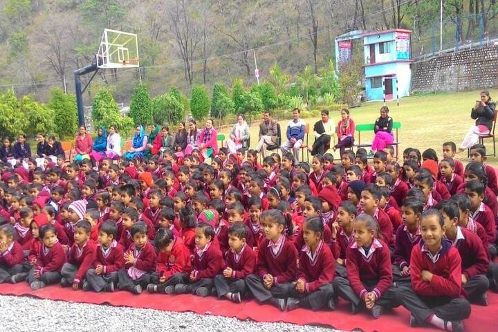 Dharma International School-Event