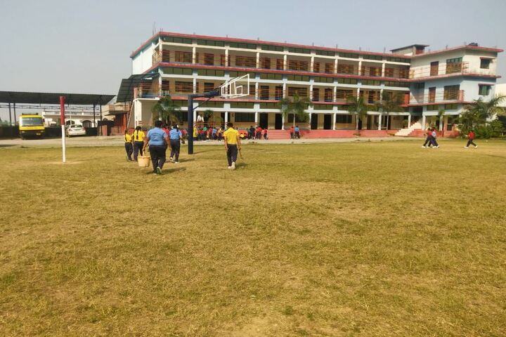 Dharma International School-Play Area