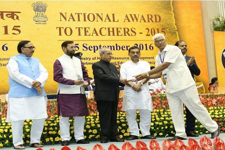 Kendriya Vidyalaya-Award Distribution