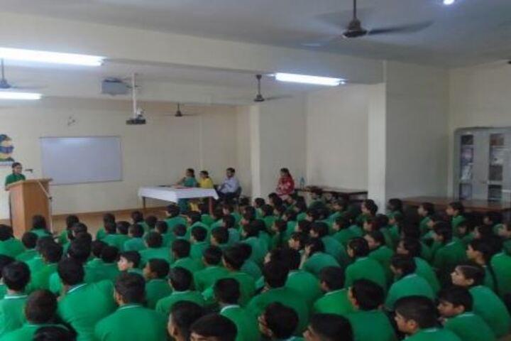 Dhoom Singh Memorial Public School-Auditorium