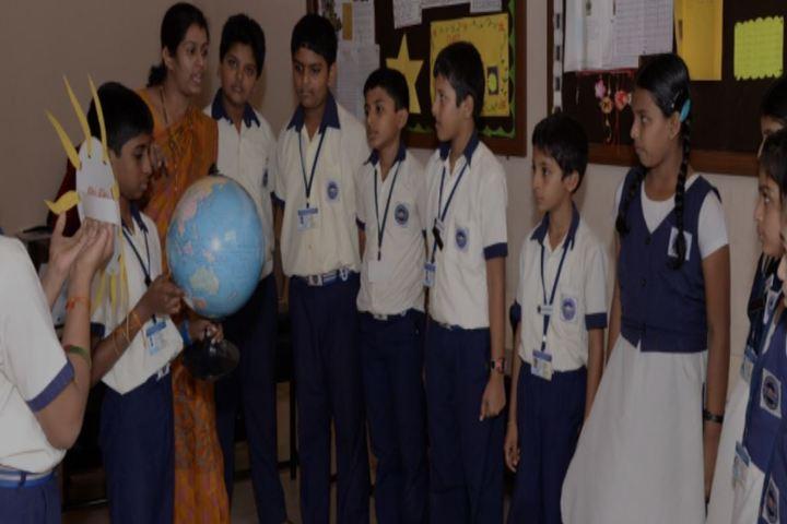Dhoom Singh Memorial Public School-Activity