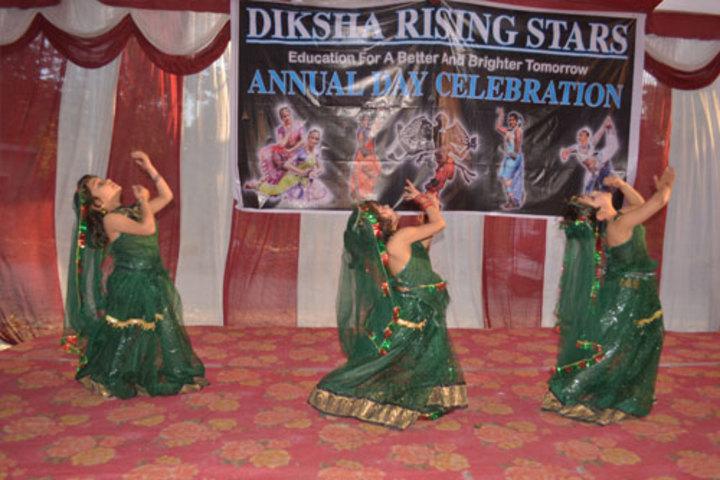 Diksha Rising Stars Public School-Annual Day