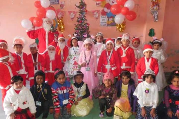 Diksha Rising Stars Public School-Christmas Celebrations