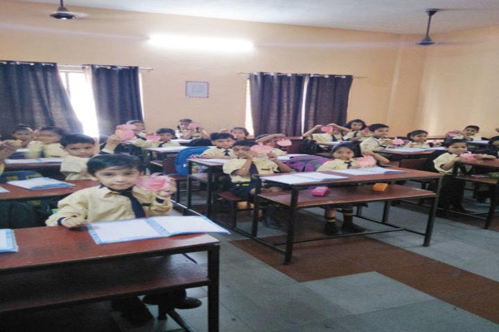 Diksha Rising Stars Public School-Classroom