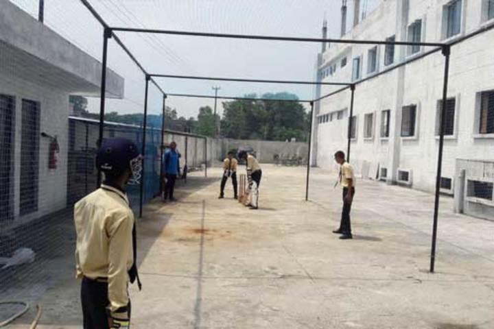 Diksha Rising Stars Public School-Cricket Ground
