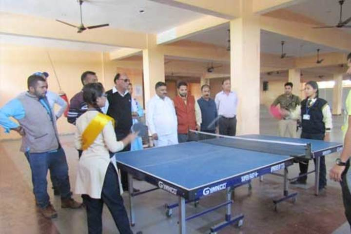 Diksha Rising Stars Public School-Indoor Games