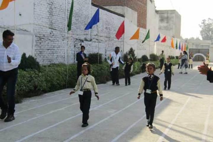 Diksha Rising Stars Public School-Sports Day
