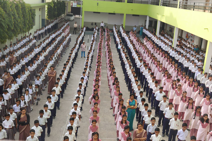 Divine Light School-Assembly